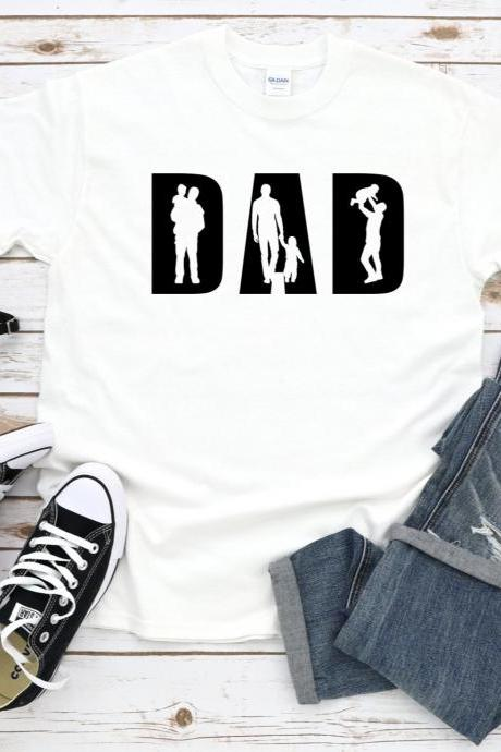 Dad Shirt, Father Shirt, Fathers Day Shirt, Fathers Day Gift, Gift for Him, Gift for Dad, Daddy Shirt